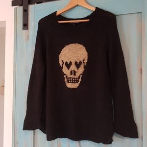 Wooden Ships sweater S/M
